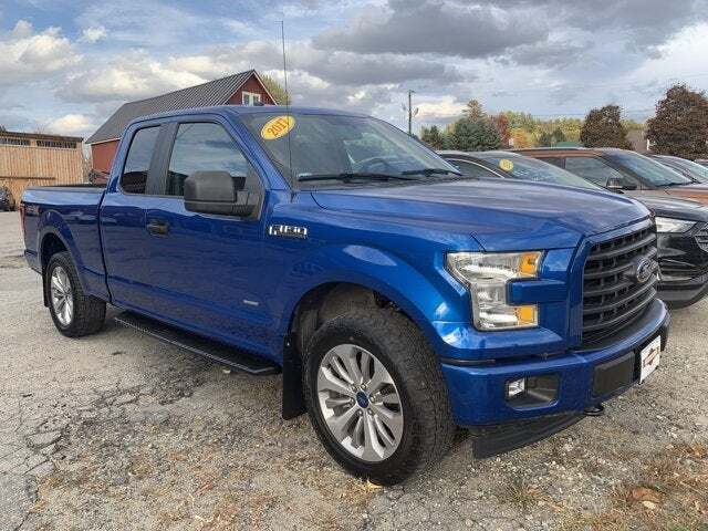 2017 Ford F-150 4x4 XL 4dr SuperCab 6.5 ft. SB - Lancaster NH