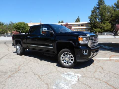 2018 GMC Sierra 2500HD for sale at California Cadillac & Collectibles in Los Angeles CA