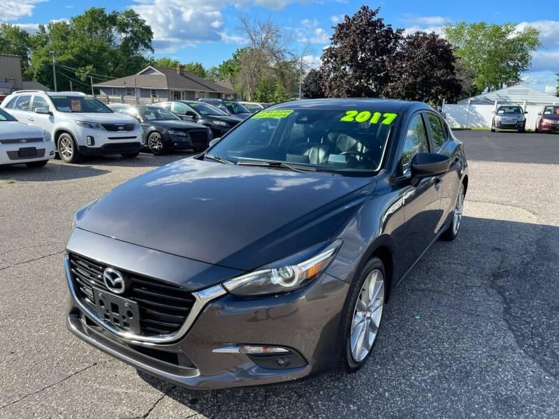 2017 Mazda MAZDA3 for sale at River Motors in Portage WI