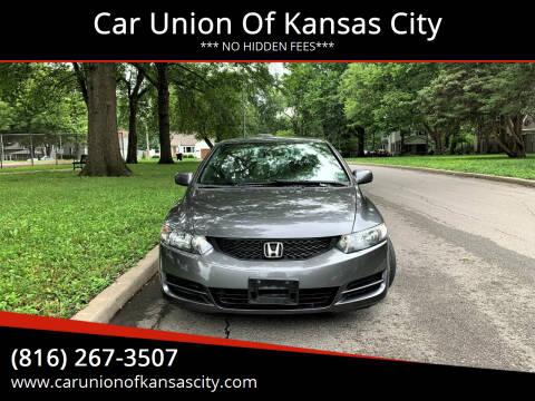 2010 Honda Civic for sale at Car Union Of Kansas City in Kansas City MO