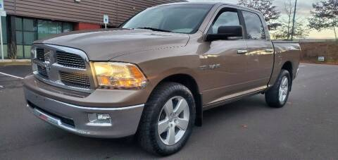 2010 Dodge Ram Pickup 1500 for sale at VIking Auto Sales LLC in Salem OR