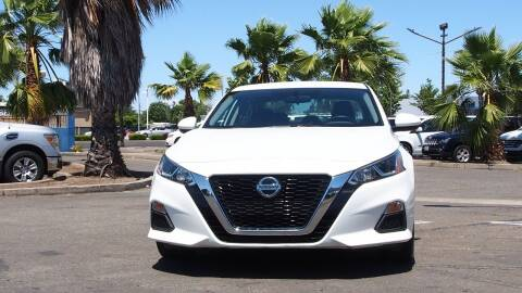 2020 Nissan Altima for sale at Okaidi Auto Sales in Sacramento CA