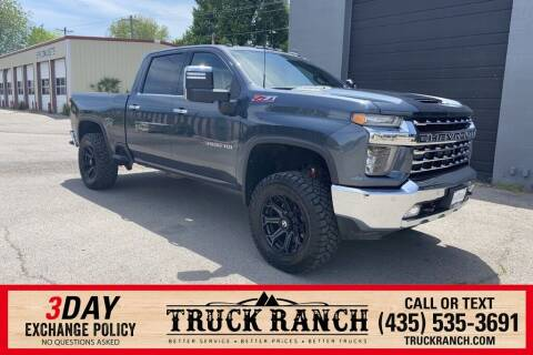 2020 Chevrolet Silverado 3500HD for sale at Truck Ranch in Logan UT