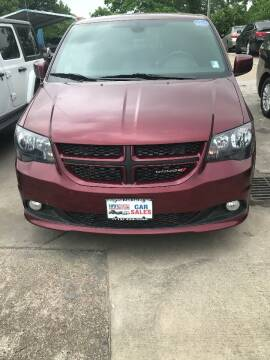 2019 Dodge Grand Caravan for sale at USA Car Sales in Houston TX
