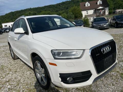 2015 Audi Q3 for sale at Ron Motor Inc. in Wantage NJ