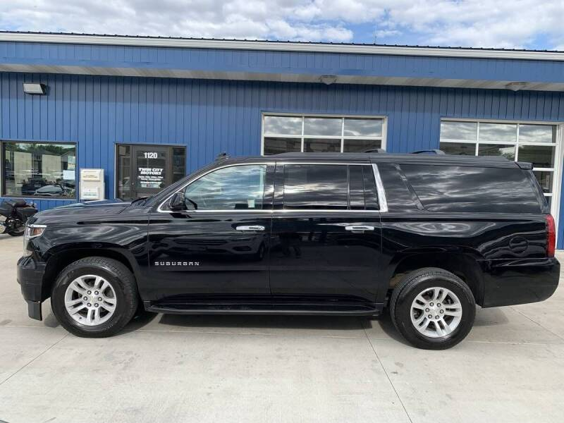 2017 Chevrolet Suburban for sale at Twin City Motors in Grand Forks ND