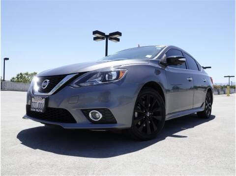 2017 Nissan Sentra for sale at BAY AREA CAR SALES in San Jose CA