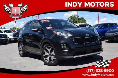 2017 Kia Sportage for sale at Indy Motors Inc in Indianapolis IN