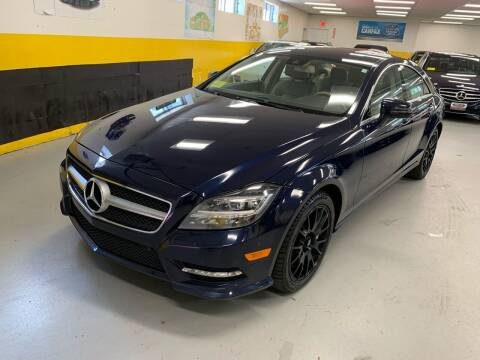2014 Mercedes-Benz CLS for sale at Newton Automotive and Sales in Newton MA
