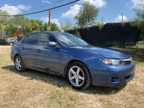 2011 Subaru Impreza for sale at C.J. AUTO SALES llc. in San Antonio TX