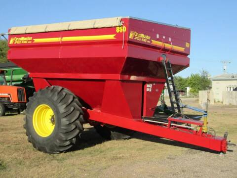 2007 Crustbuster 850 Grain Cart for sale at Bretz Inc in Dighton KS