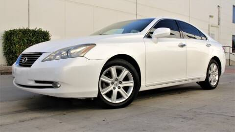 2007 Lexus ES 350 for sale at New City Auto - Retail Inventory in South El Monte CA