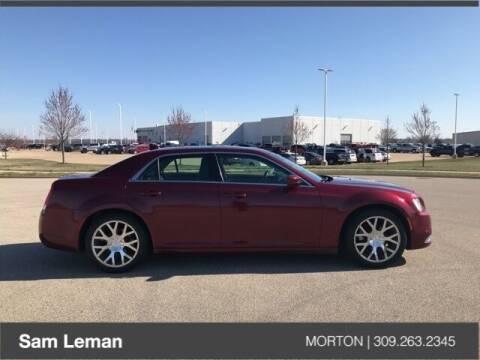 2016 Chrysler 300 for sale at Sam Leman CDJRF Morton in Morton IL
