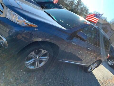 2011 Toyota Highlander for sale at Mike's Auto Sales in Westport MA