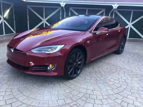 2016 Tesla Model S for sale at T.K. AUTO SALES LLC in Salisbury NC