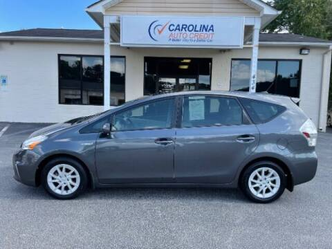 2012 Toyota Prius v for sale at Carolina Auto Credit in Youngsville NC