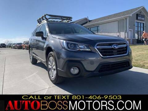 2018 Subaru Outback for sale at Auto Boss in Woodscross UT