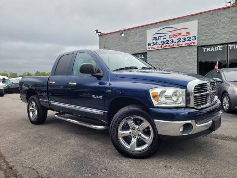 2008 Dodge Ram Pickup 1500 for sale at Auto Deals in Roselle IL