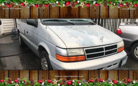 1995 Dodge Caravan for sale at Salem Auto Market in Salem OR