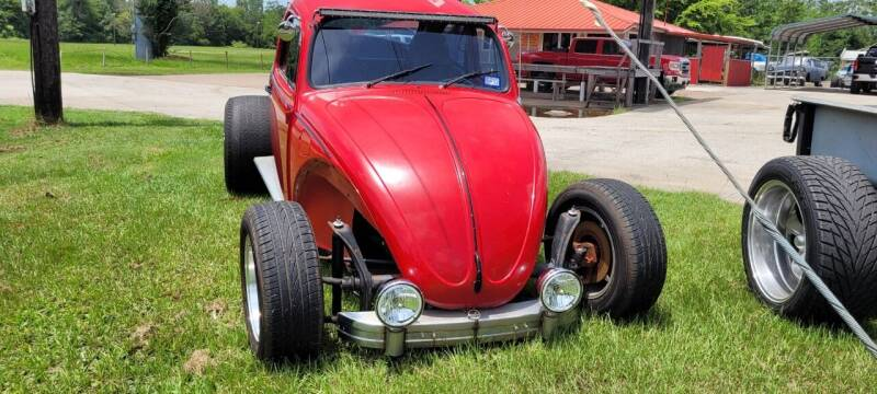 1974 Volkswagen Beetle for sale at COLLECTABLE-CARS LLC in Nacogdoches TX