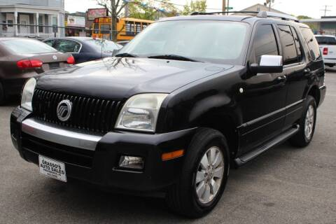 2006 Mercury Mountaineer for sale at Grasso's Auto Sales in Providence RI