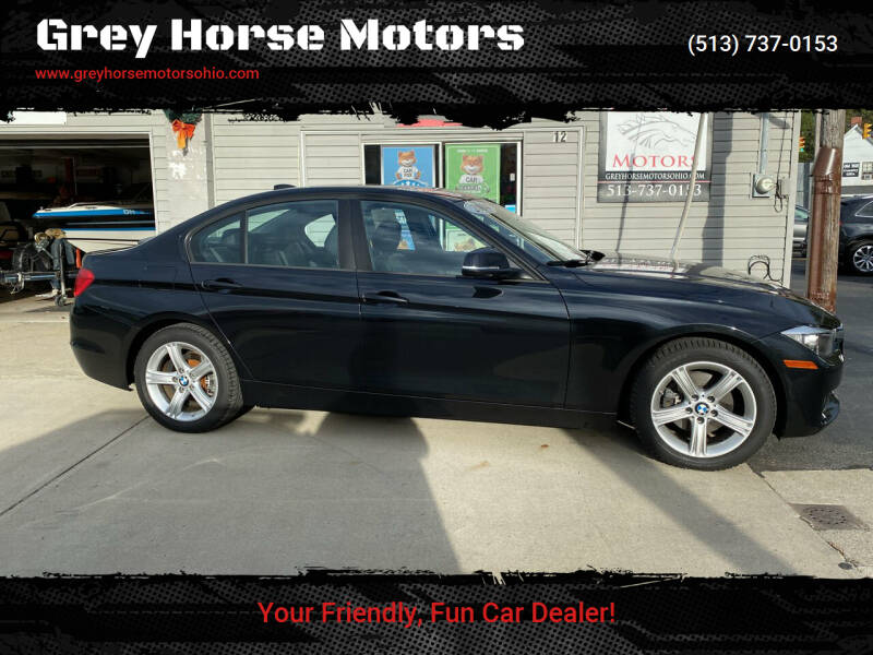 2014 BMW 3 Series for sale at Grey Horse Motors in Hamilton OH