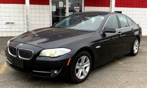 2013 BMW 5 Series for sale at Top Line Import of Methuen in Methuen MA