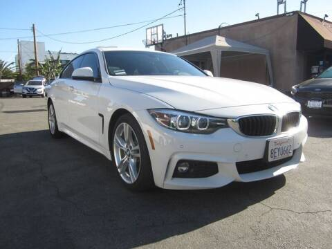 2019 BMW 4 Series for sale at Win Motors Inc. in Los Angeles CA