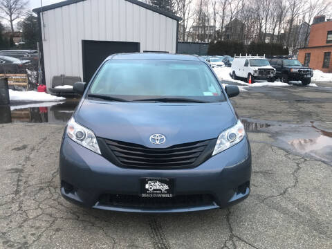 2017 Toyota Sienna for sale at Deals on Wheels in Nanuet NY