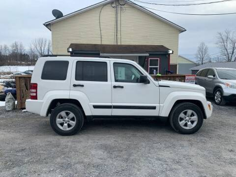 2010 Jeep Liberty for sale at PENWAY AUTOMOTIVE in Chambersburg PA
