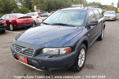 2004 Volvo XC70 for sale at Virginia Auto Trader, Co. in Arlington VA