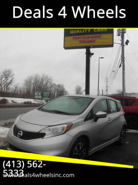 2015 Nissan Versa Note for sale at Deals 4 Wheels in Westfield MA