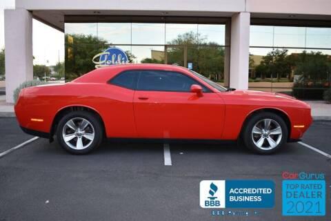 2015 Dodge Challenger for sale at GOLDIES MOTORS in Phoenix AZ