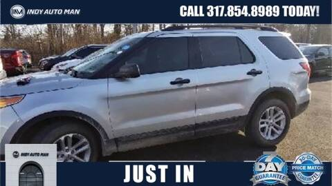 2015 Ford Explorer for sale at INDY AUTO MAN in Indianapolis IN