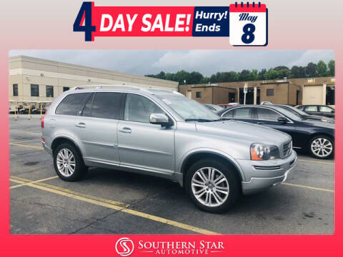 2014 Volvo XC90 for sale at Southern Star Automotive, Inc. in Duluth GA