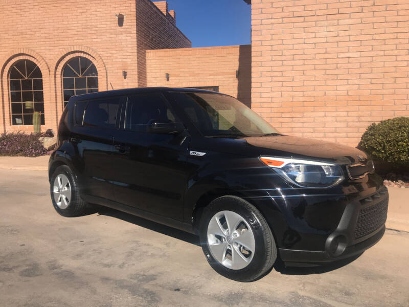 2015 Kia Soul for sale at Freedom  Automotive in Sierra Vista AZ