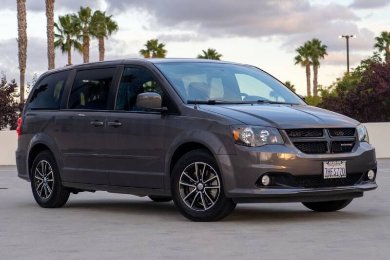 2015 Dodge Grand Caravan for sale at Euro Auto Sales in Santa Clara CA