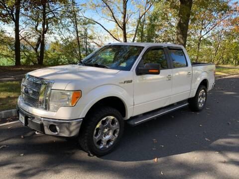 2011 Ford F-150 for sale at Crazy Cars Auto Sale in Jersey City NJ