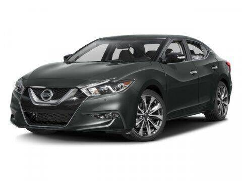2017 Nissan Maxima for sale at NEWARK CHRYSLER JEEP DODGE in Newark DE