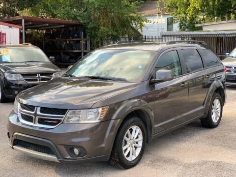 2016 Dodge Journey for sale at David Morgin Credit in Houston TX
