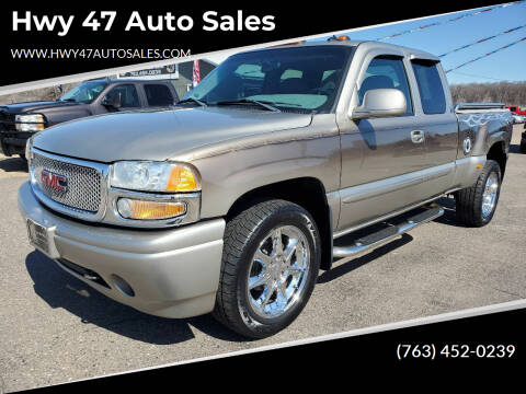 2003 GMC Sierra 1500 for sale at Hwy 47 Auto Sales in Saint Francis MN