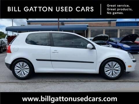 2008 Volkswagen Rabbit for sale at Bill Gatton Used Cars in Johnson City TN