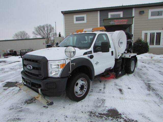 2015 Ford F-450 Super Duty for sale at NorthStar Truck Sales in St Cloud MN