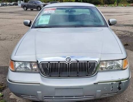 2000 Mercury Grand Marquis for sale at JEREMYS AUTOMOTIVE in Casco MI