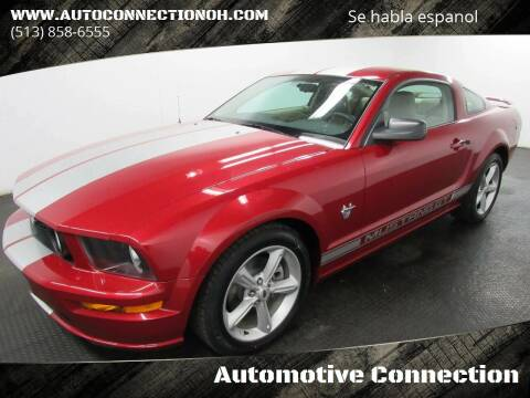 2009 Ford Mustang for sale at Automotive Connection in Fairfield OH