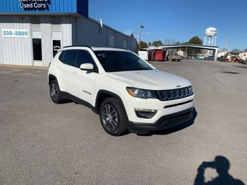 2019 Jeep Compass for sale at BULL MOTOR COMPANY in Wynne AR