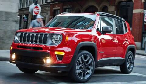 2021 Jeep Renegade for sale at Diamante Leasing in Brooklyn NY