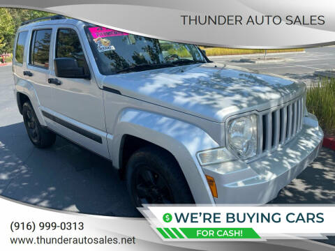 2011 Jeep Liberty for sale at Thunder Auto Sales in Sacramento CA