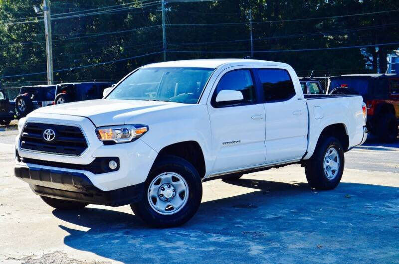 2017 Toyota Tacoma for sale at Carxoom in Marietta GA