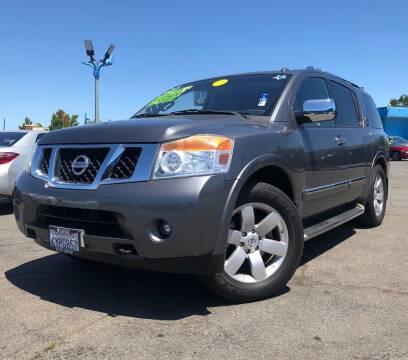 2013 Nissan Armada for sale at LUGO AUTO GROUP in Sacramento CA